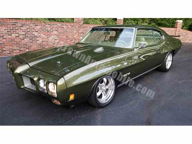Picture of '70 GTO Offered by Old Town Automobile - MWJC