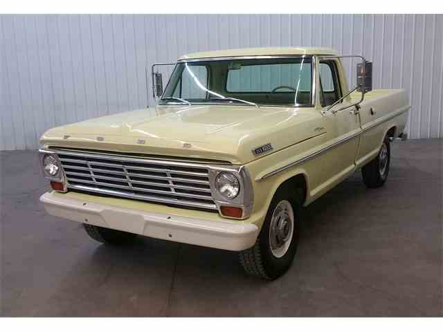 Picture of '67 F250 - $14,950.00 Offered by Silver Creek Classics - MWJG