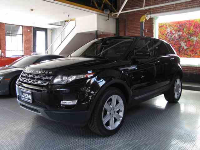 Picture of '15 Range Rover Evoque - MWK1