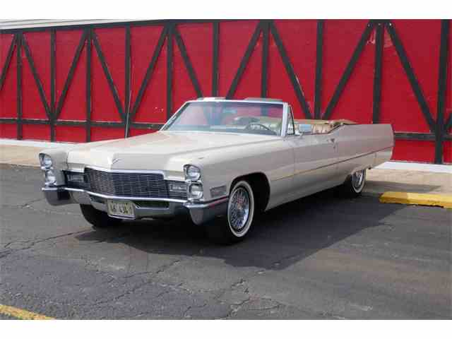 1968 Cadillac DeVille for Sale on ClicCars.com