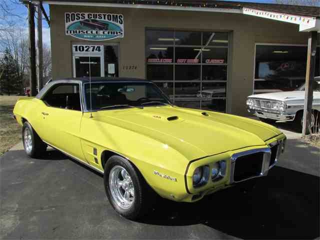 Picture of '69 Firebird - MWL0