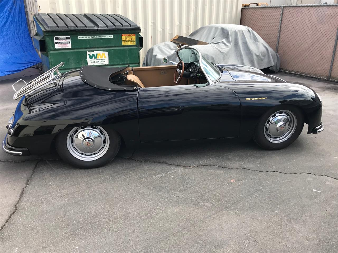 Large Picture of '55 Speedster Offered by Beverly Hills Motor Cars - MWLB
