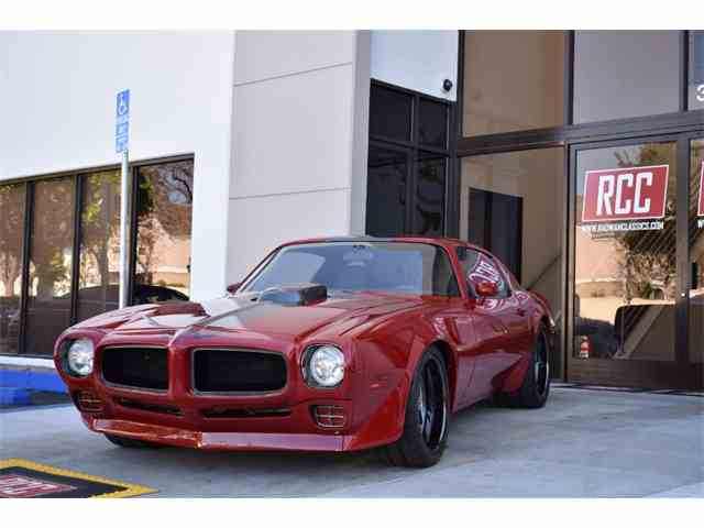 Picture of Classic '73 Pontiac Firebird Trans Am - $269,900.00 Offered by  - MWLD