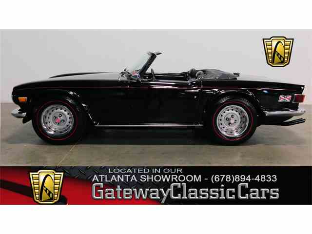 Picture of '74 TR6 - MWLQ
