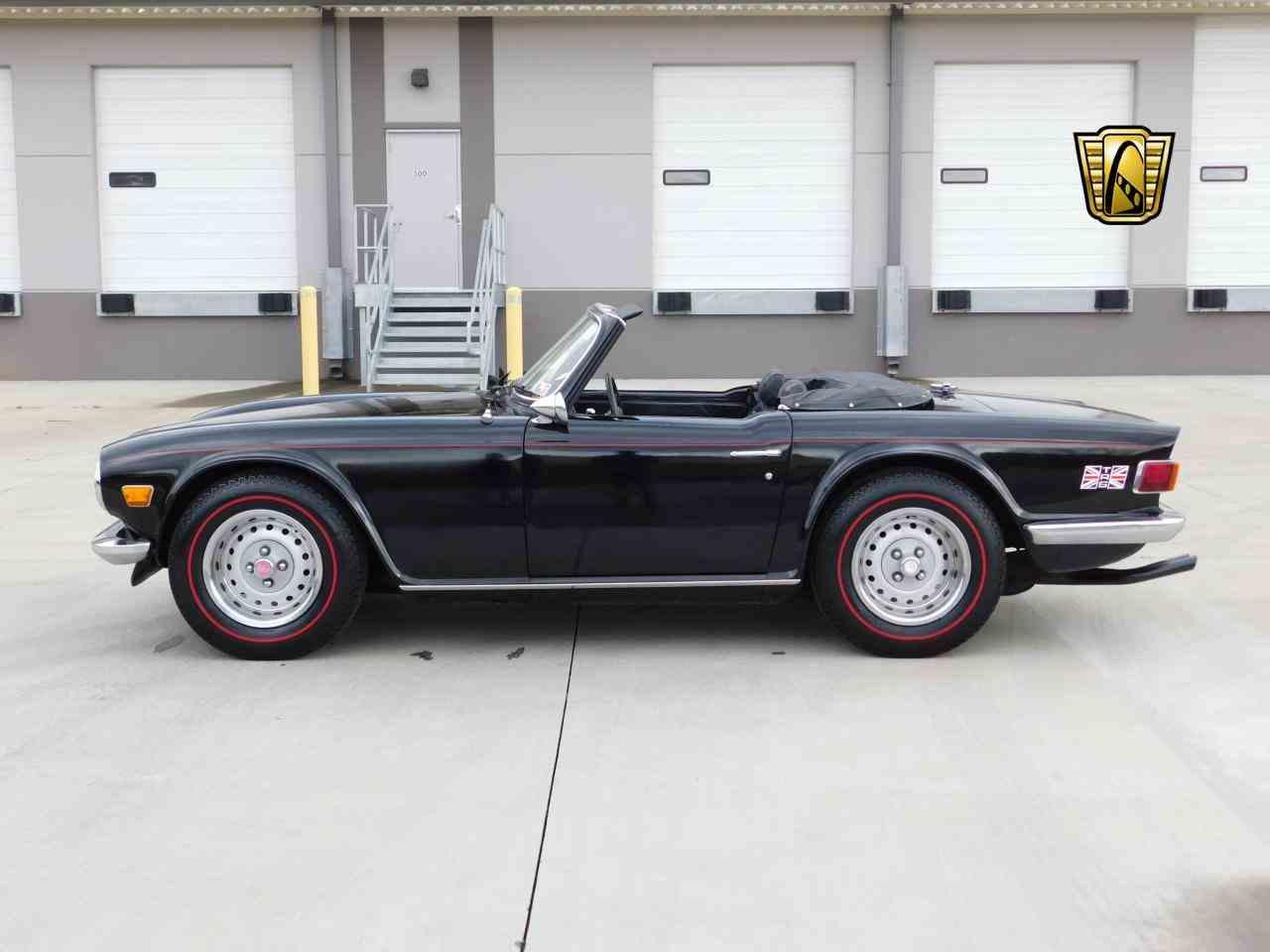 1974 Triumph TR6 for Sale | ClassicCars.com | CC-1068686