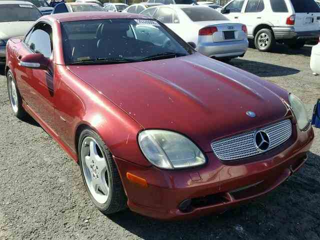 Picture of '01 SLK-Class - MWM9