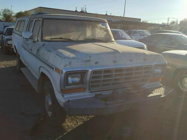Picture of '79 F250 - MWMA