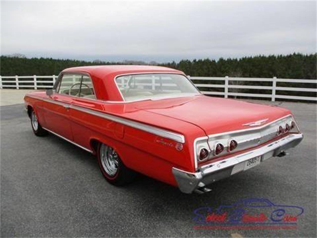 Large Picture of Classic 1962 Impala located in Hiram Georgia - MWMW