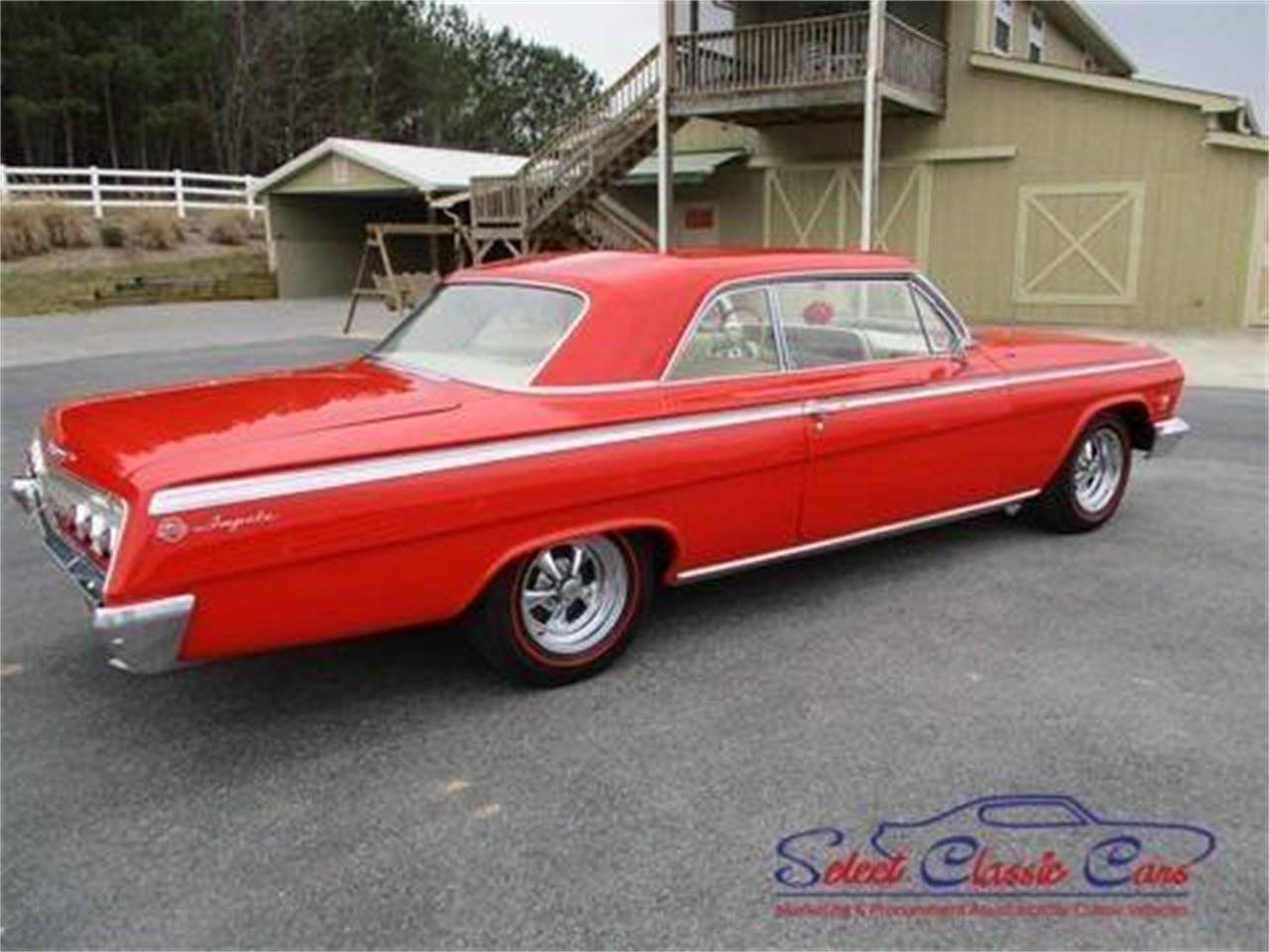 Large Picture of 1962 Chevrolet Impala - MWMW