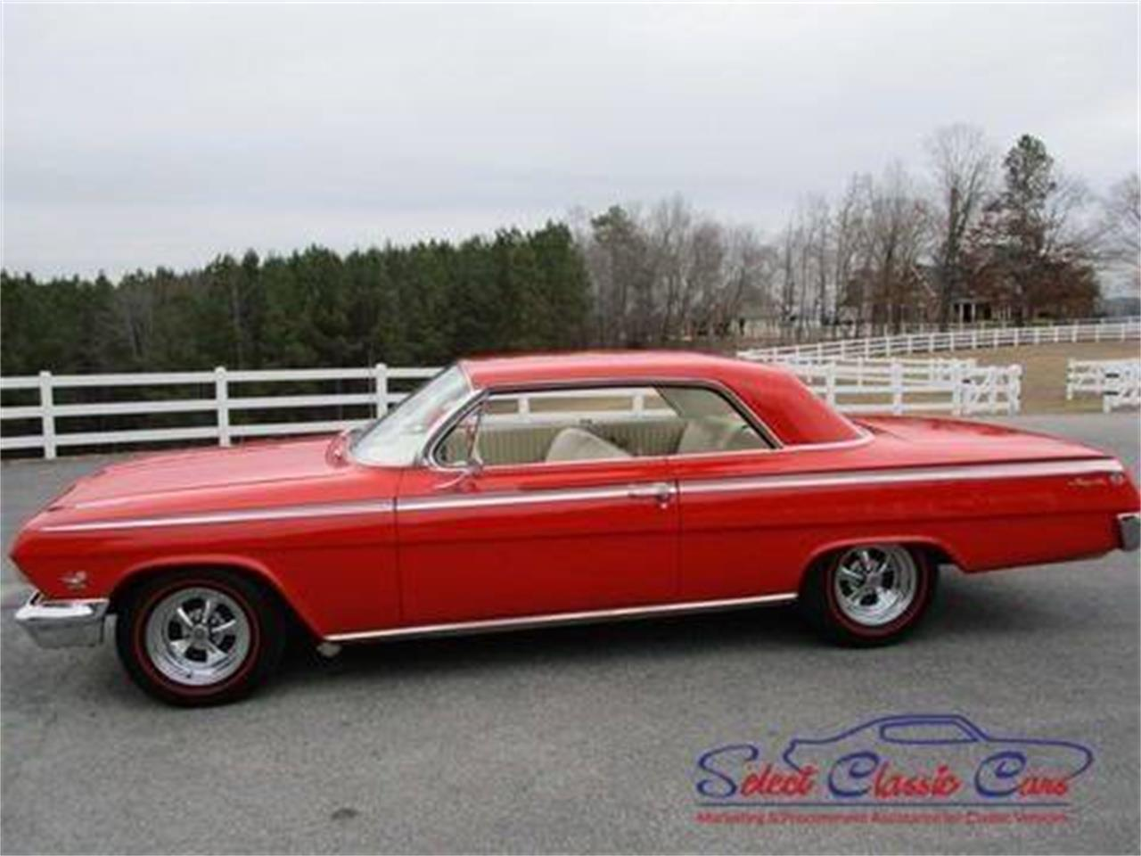 Large Picture of Classic 1962 Impala located in Georgia - $36,500.00 Offered by Select Classic Cars - MWMW