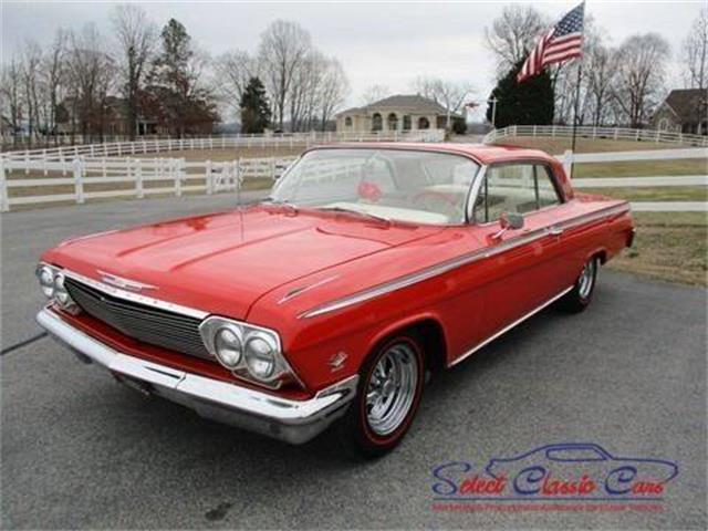 Picture of 1962 Chevrolet Impala - $36,500.00 Offered by  - MWMW
