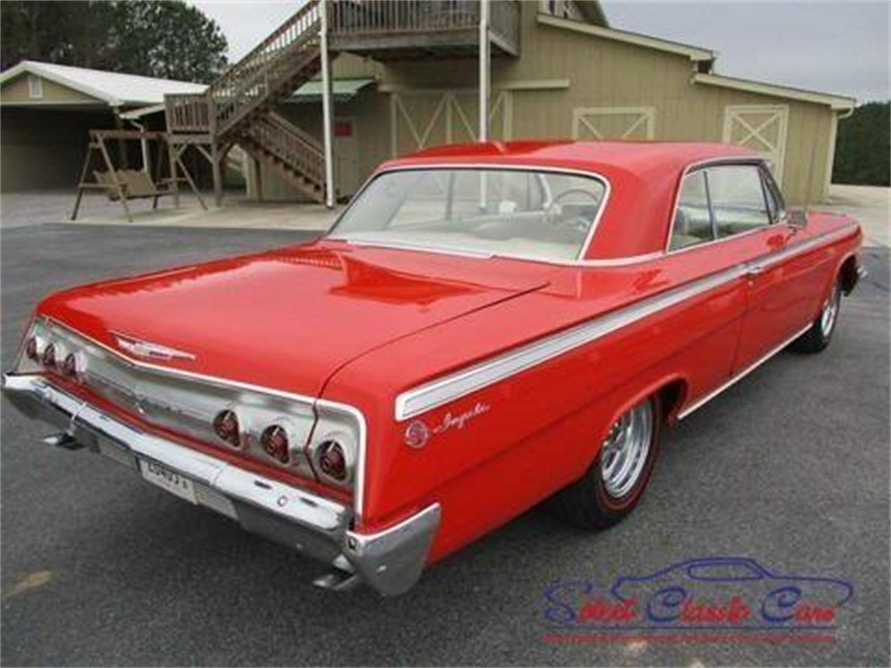 Large Picture of Classic 1962 Impala located in Hiram Georgia - $36,500.00 Offered by Select Classic Cars - MWMW