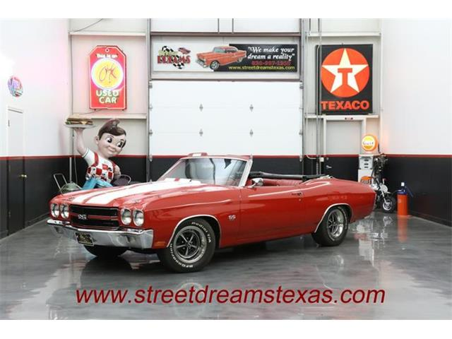 Picture of 1970 Chevrolet Chevelle located in Fredericksburg Texas - MWNF