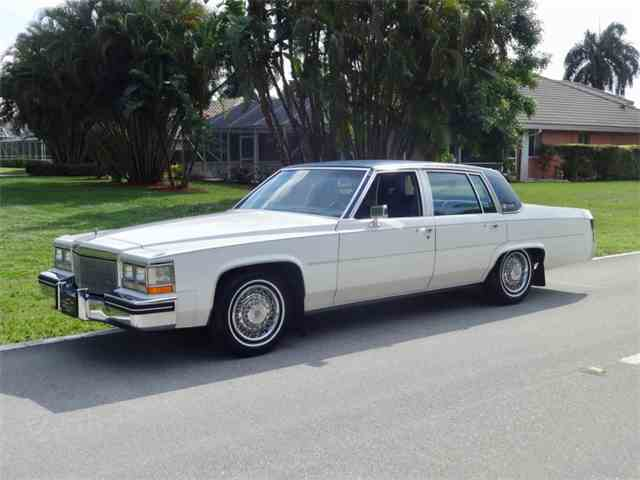 Picture of '84 Sedan DeVille located in Florida - MWNO