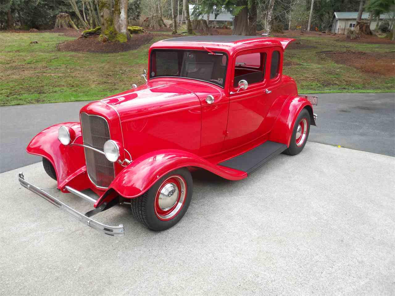 1932 Ford Street Rod for Sale   ClassicCars.com   CC-1068775