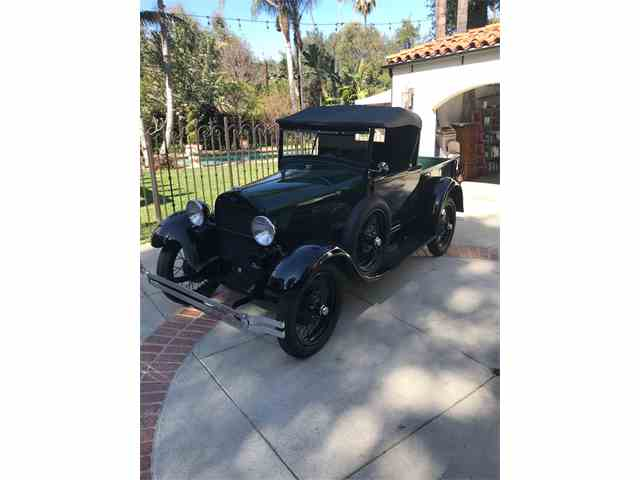 Picture of '28 Ford Model A located in California - $27,500.00 - MWO8