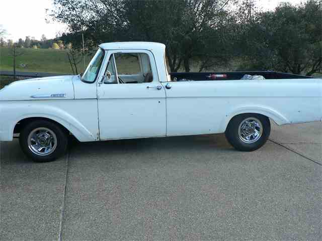 Picture of 1962 F100 located in Placerville CALIFORNIA - $11,995.00 - MWOJ