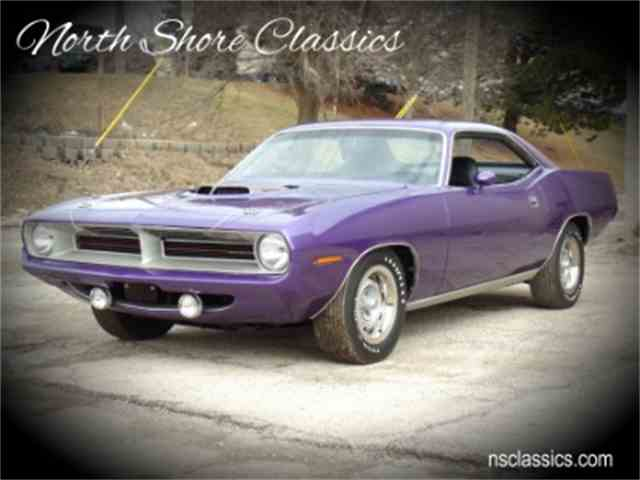 Picture of '70 Cuda - MWOR