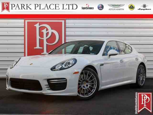 Picture of '14 Panamera - MWOS