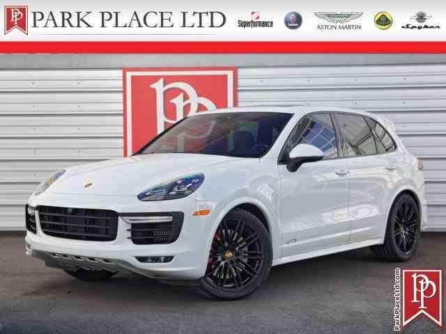 Picture of '16 Cayenne - MWOV