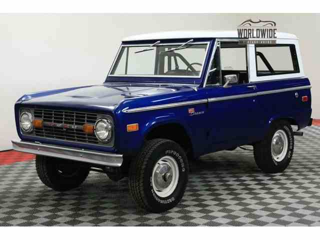 Picture of '73 Bronco - MWP4