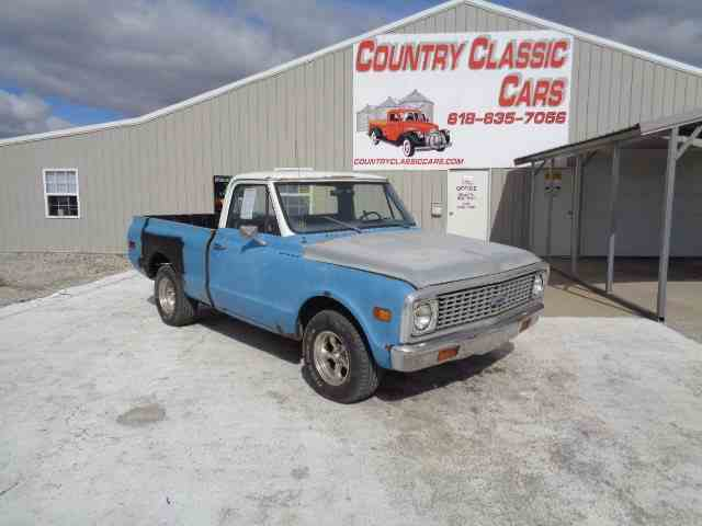 Picture of Classic 1972 C/K 10 located in Illinois - $6,950.00 - MWPL