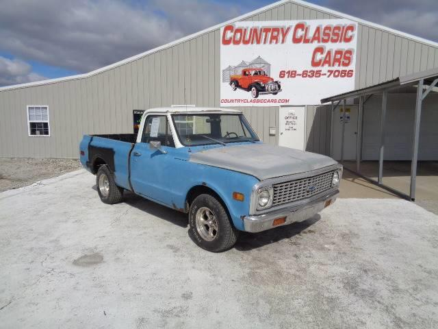 Picture of '72 C/K 10 - MWPL