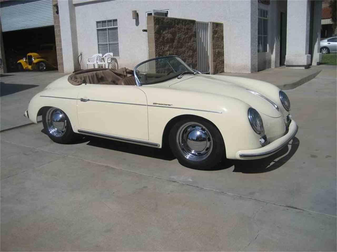 1955 Porsche Speedster for Sale | ClicCars.com | CC-1068835