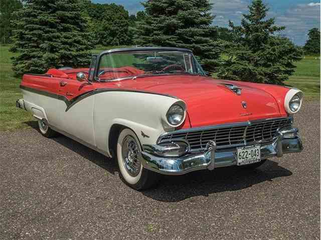 Picture of Classic 1956 Sunliner - MWQ0
