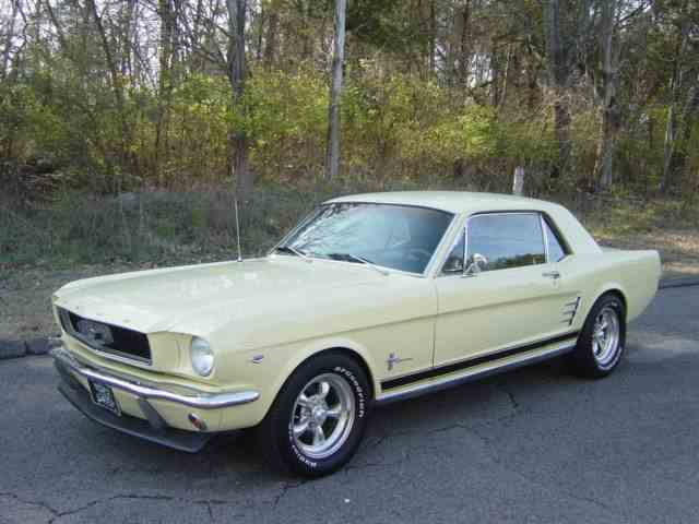 Picture of '66 Mustang - MWQ3