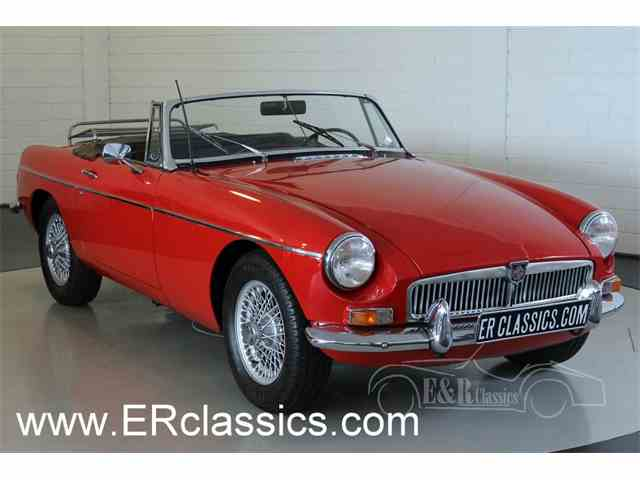 Picture of '68 MGB - MWQJ