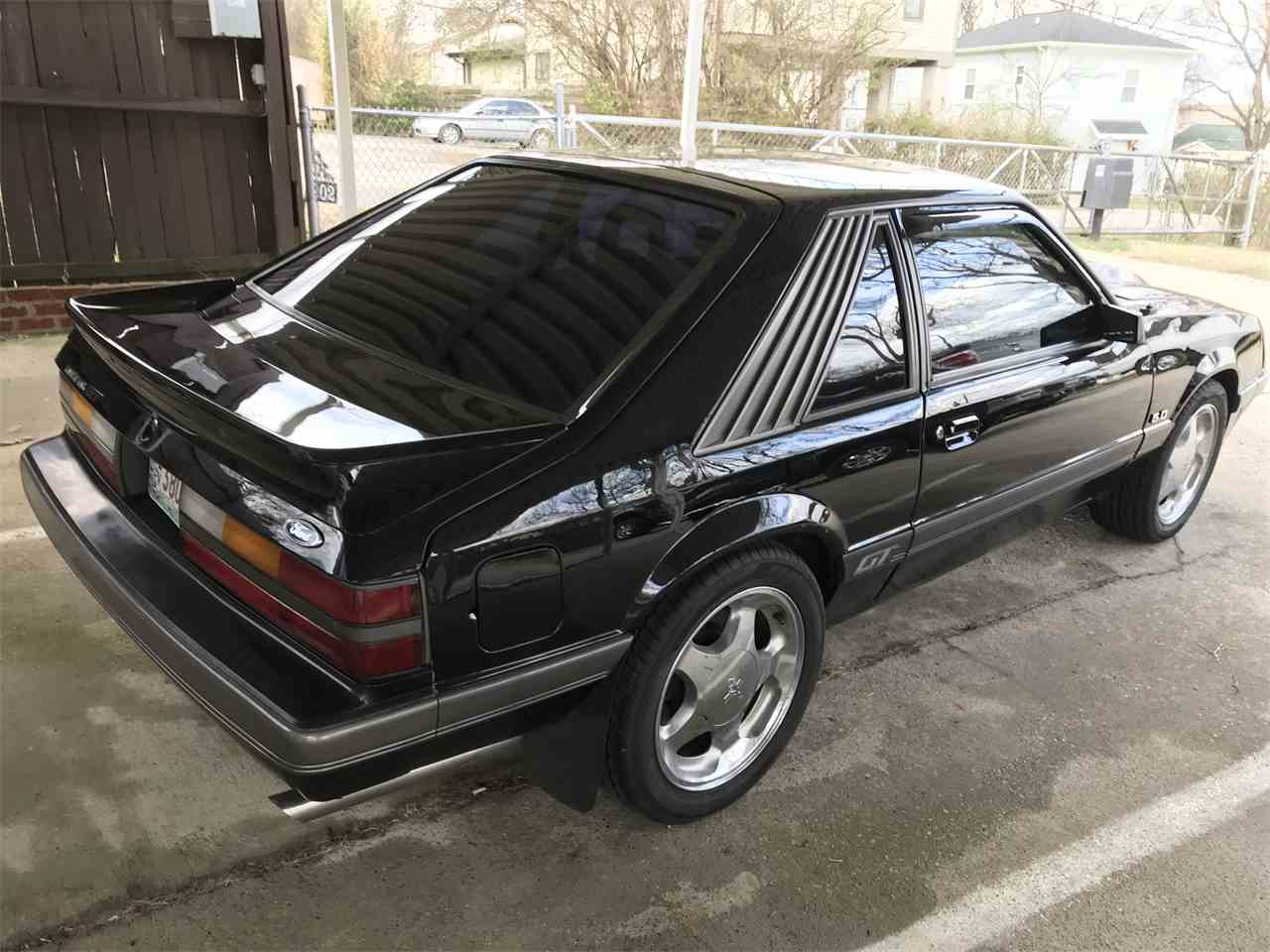 Large Picture of '85 Mustang - MWQS