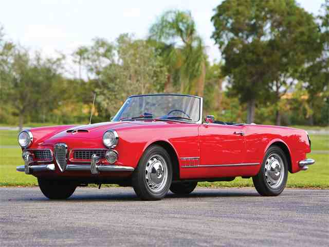 Picture of '59 Spider - MWR4