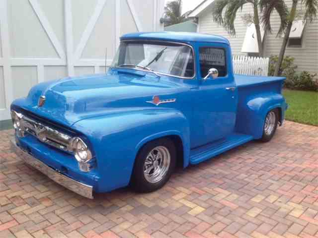 Picture of '56 F100 - MWR6