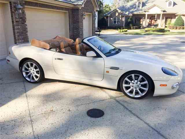 Picture of '03 DB7 Vantage Volante - MWRF