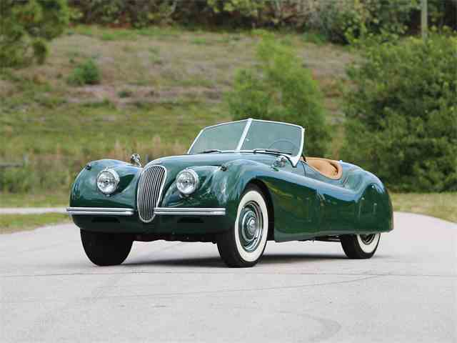Picture of '52 XK120 - MWS0