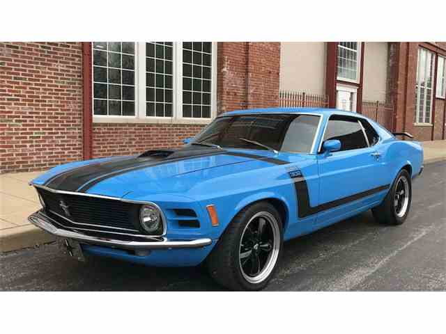 Picture of '70 Mustang Mach 1 - MQL8