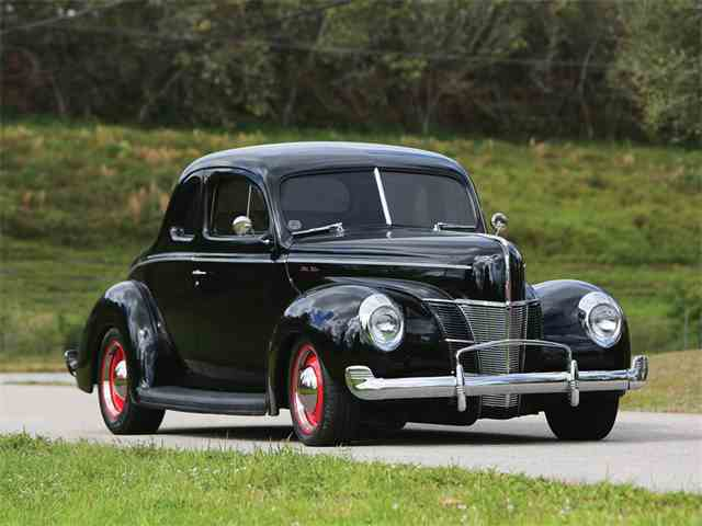 Picture of '40 Coupe - MWSR