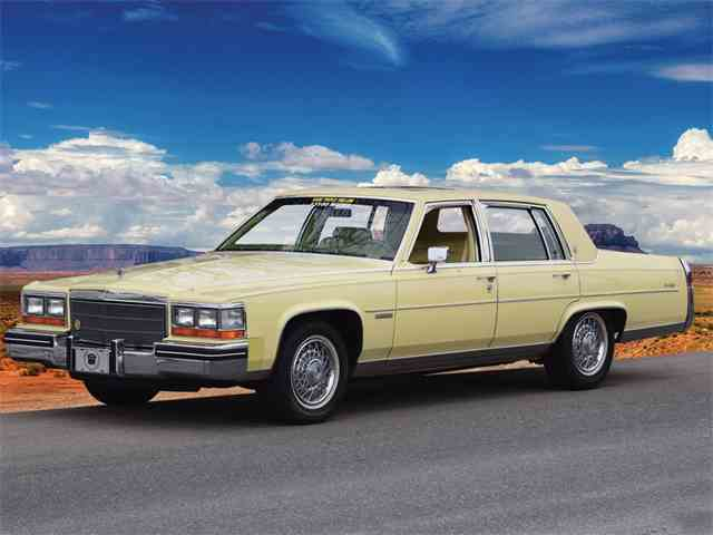 Picture of '82 Fleetwood Brougham - MWSW