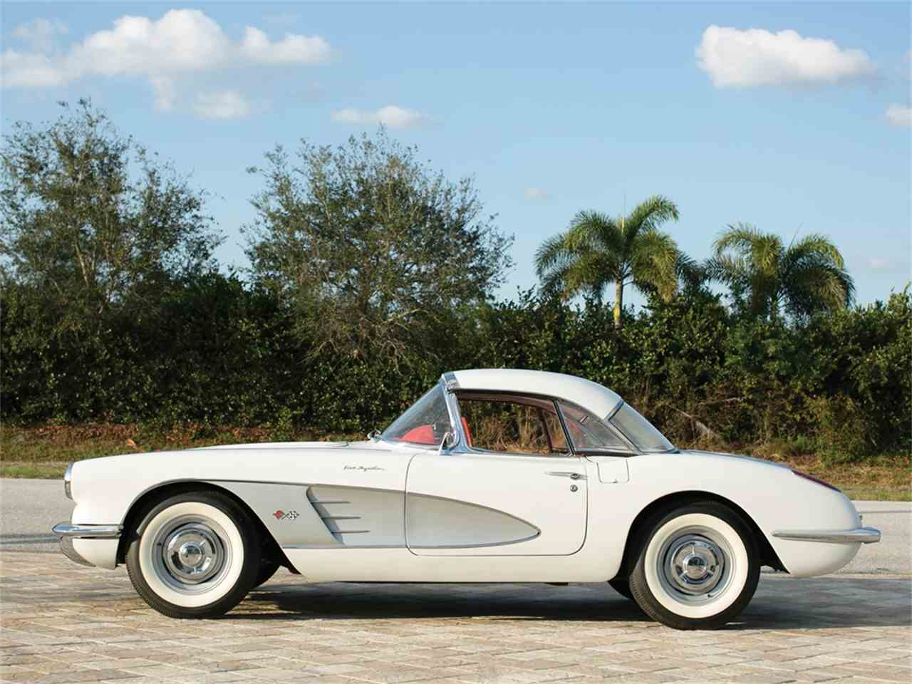Large Picture of '58 Corvette - MWT1