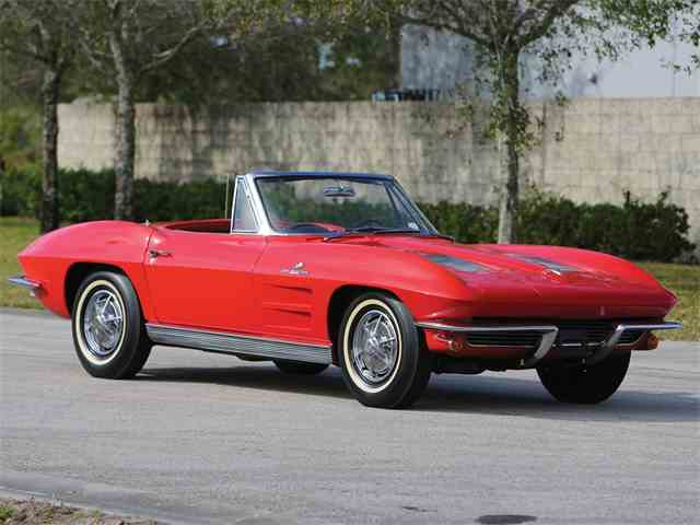 CC-1068959 1963 Chevrolet Corvette Stingray