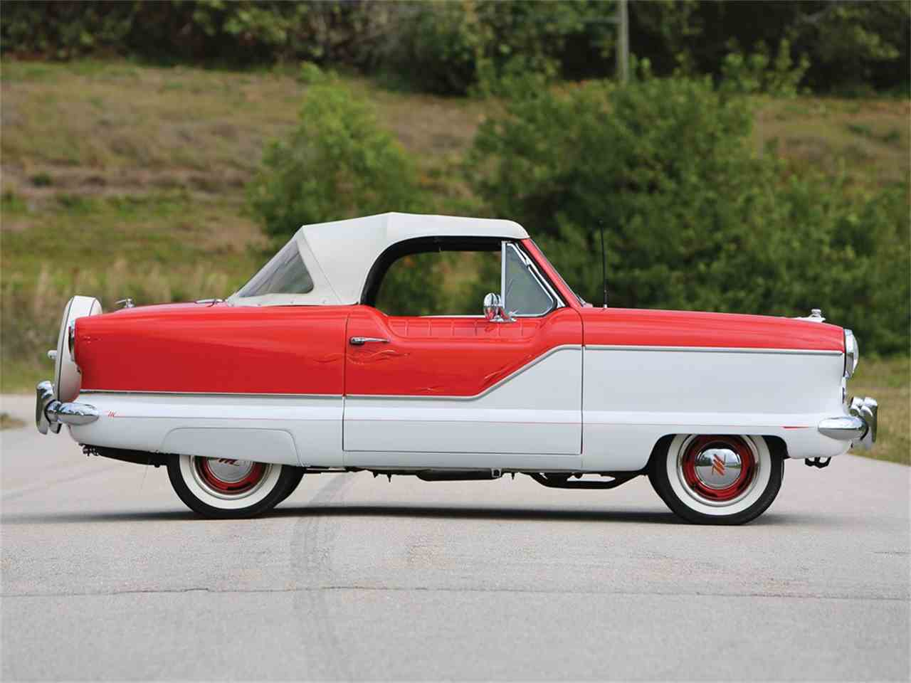 1961 Nash Metropolitan For Sale