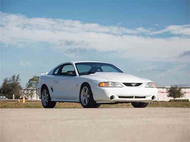 Picture of '95 Mustang SVT Cobra - MWTQ