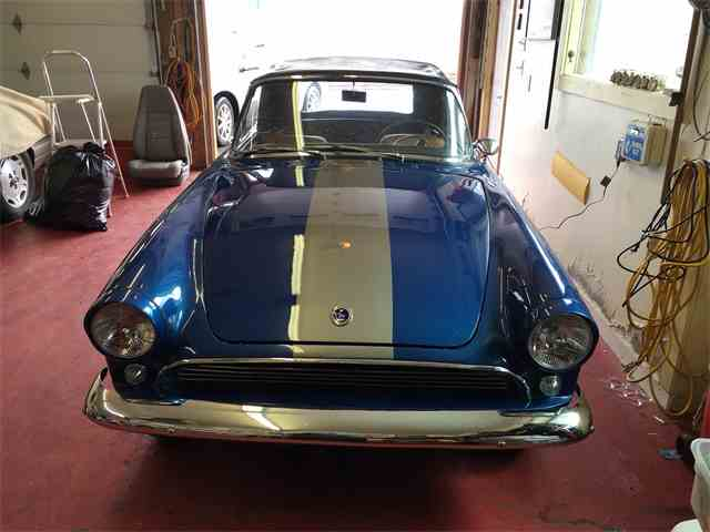 Picture of 1962 Sunbeam Alpine - $19,500.00 - MWTZ