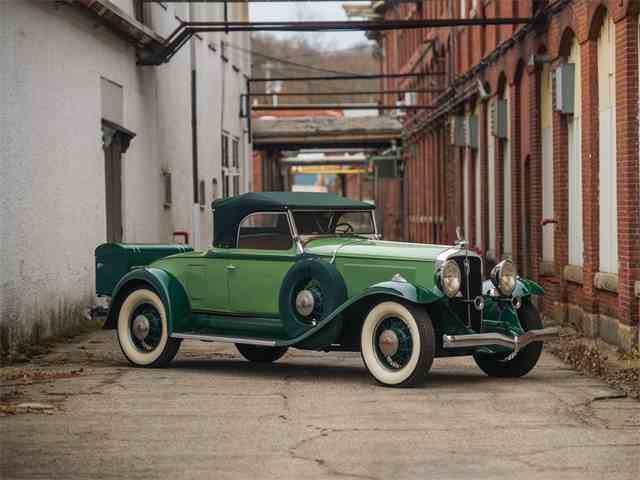Picture of '31 President Eight Four Seasons Roadster - MWU8