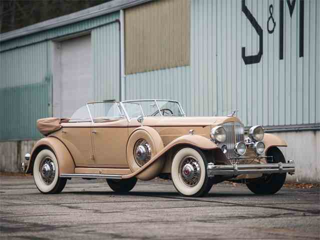 Picture of '32 Twin Six Individual Custom Sport Phaeton - MWU9