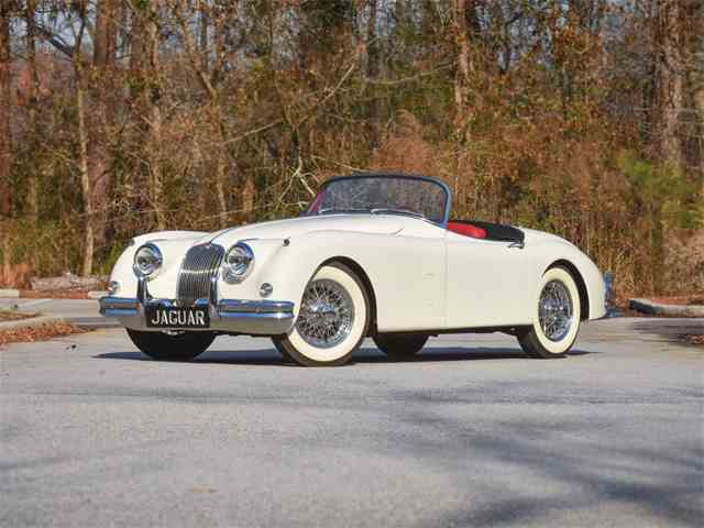 Picture of '58 XK 150 3.4 Roadster - MWUG