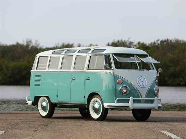 Picture of '63 Deluxe '23-Window' Microbus - MWUI