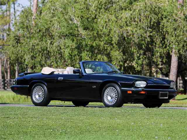 Picture of 1995 XJS V12 2+2 Convertible located in California Auction Vehicle - MWUJ