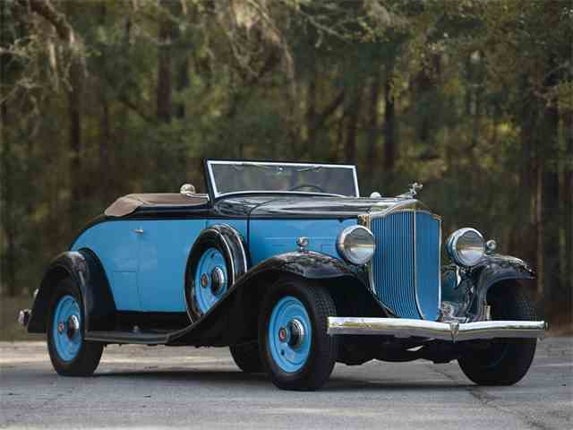 Picture of '32 Light Eight Coupe Roadster Conversion - MWUL